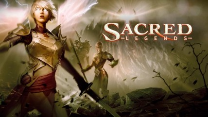 RPG Sacred Legends вышла на iOS и Android