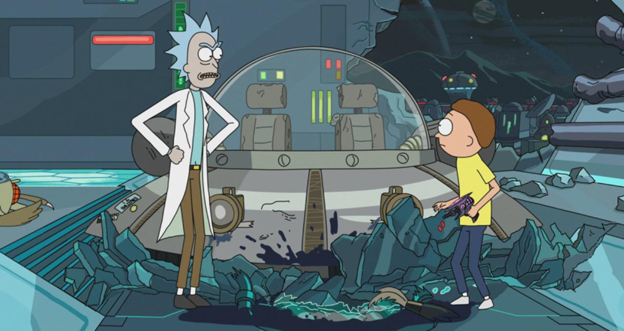 Премьера 3-го сезона «Рика иМорти» стала сюрпризом для созерцателей