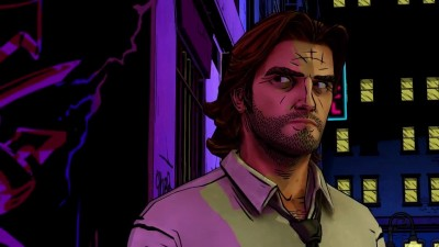 "The Wolf Among Us ""Мир комиксов Fables"""