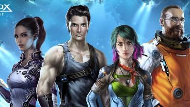 Aquanox: Deep Descent - Трейлер мультиплеерного теста