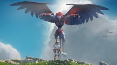 Огненный Феникс, бои и гигантские враги: новые подробности Gods & Monsters