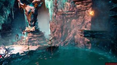 """Прохождение Trine 3 The Artifacts of Power - """"Красивейший лес ч9"""""""