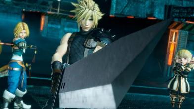 Игроки ругают F2P-версию файтинга Dissidia: Final Fantasy NT