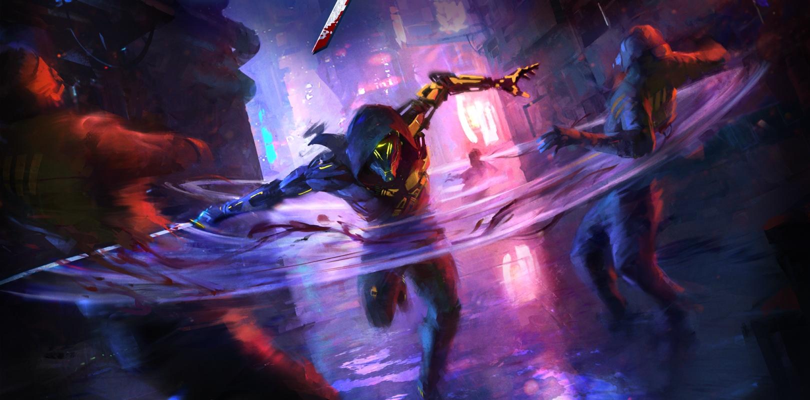 Ghostrunner выйдет в GOG