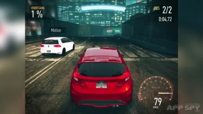 "Need For Speed: No Limits "" 7 минут геймплея на iOS iPhone / iPad """