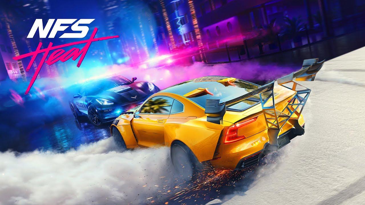 Официально анонсирована Need for Speed: Heat