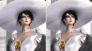 Сравнение графики в Bayonetta - Xbox 360 vs PC vs Wii U vs Switch
