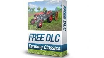 Выход нового бесплатного DLC - Farming Classics