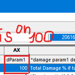 Файл missiles.txt в том же пути, что и предыдущий skills.txt. Вместо 0, поставить в этом месте 100.