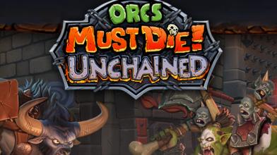 Orcs Must Die! Unchained. Ключи на Альфу (не Steam)