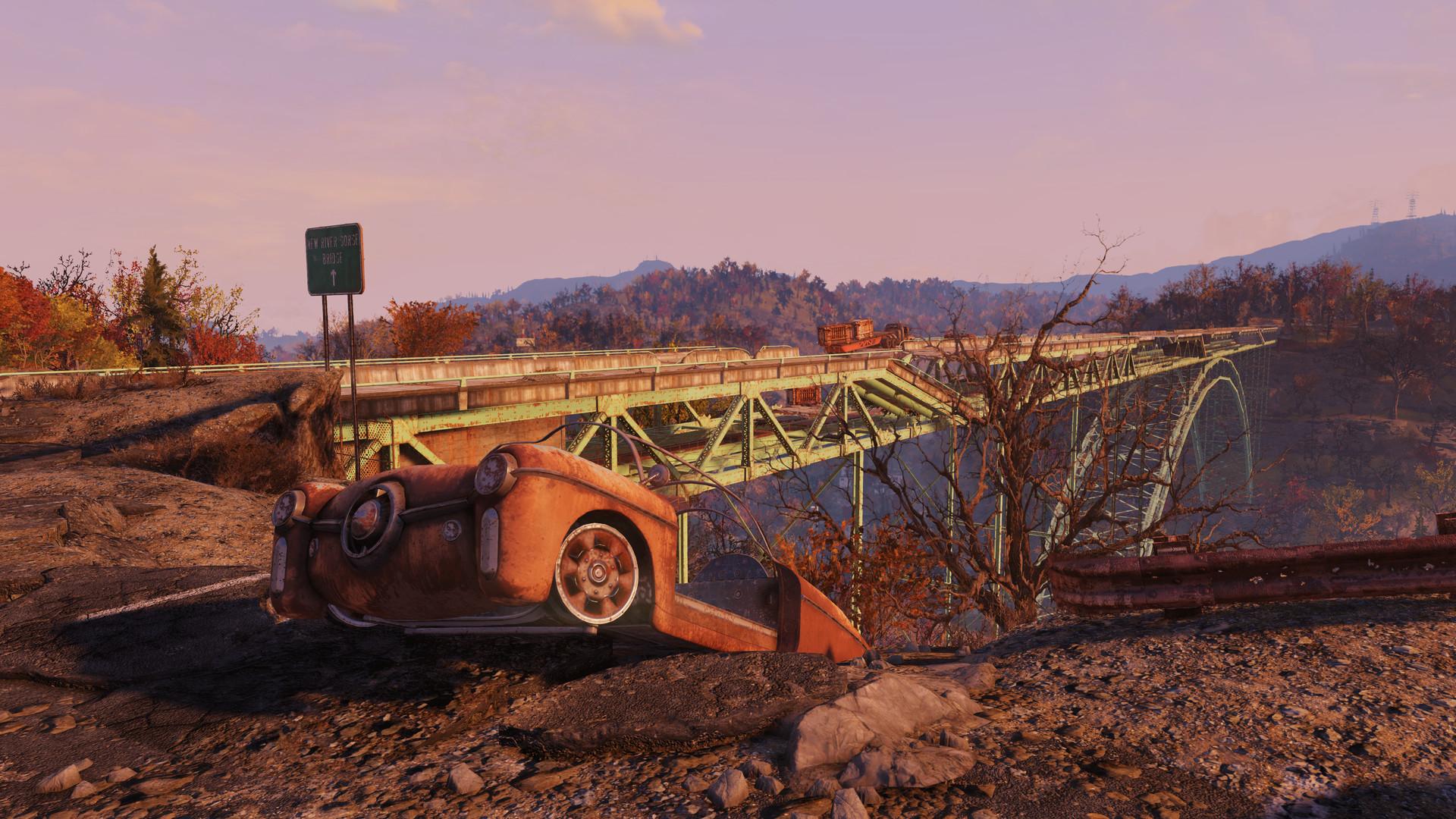 Fallout 76 тепло встретили в Steam, если верить отзывам