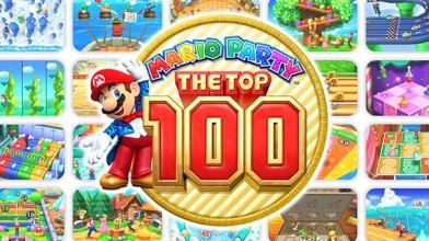 Анонсирована Mario Party: The Top 100 для 3DS