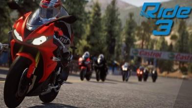 Первый геймплейный трейлер мотосимулятора Ride 3