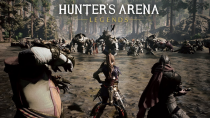 Выиграйте ключ для закрытой беты Hunter's Arena: Legends