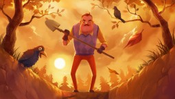 Hello Neighbor стала доступна в Steam