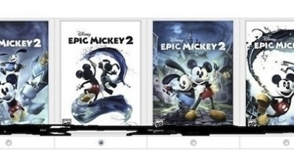 Epic Mickey 2: The Power of Two выйдет на PC