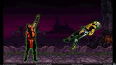 Пародия: Mortal Kombat 9 - Неудачные фаталити.