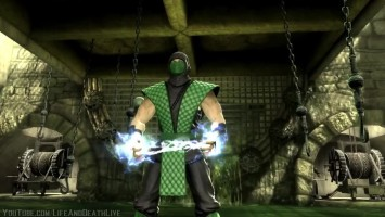 Mortal Kombat 9 Komplete Edition - Raiden Victory Pose All Characters-Costumes