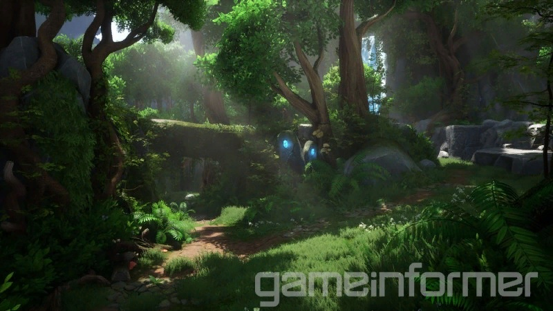 Подробности Kena: Bridge of Spirits от Game Informer