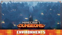 """Minecraft Dungeons дневники разработчиков """"Окружение"""""""