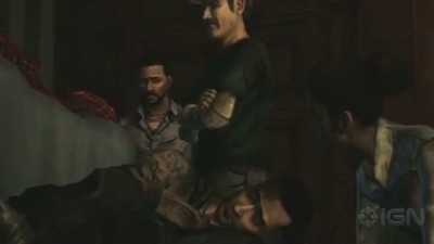 "The Walking Dead: The Game ""Episode 4: Around Every Corner Trailer"""