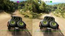 Forza Horizon 3 Xbox One vs Xbox One X Частота кадров