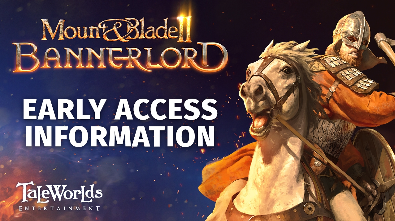 Подробности ранней версии Mount & Blade 2: Bannerlord