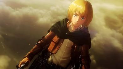 Второй официальный трейлер Attack on Titan 2: Final Battle