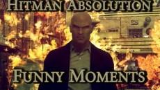 Веселые моменты Hitman: Absolution