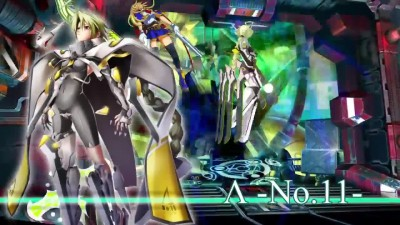 "BlazBlue: Chrono Phantasma Extend ""Дебютный трейлер"""