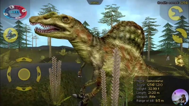 Dinosaur Hunter - Jurassic Monster World 2020