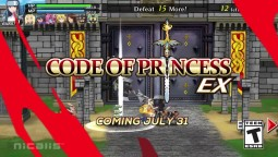 Code of Princess EX - Трейлер игры на Nintendo Switch