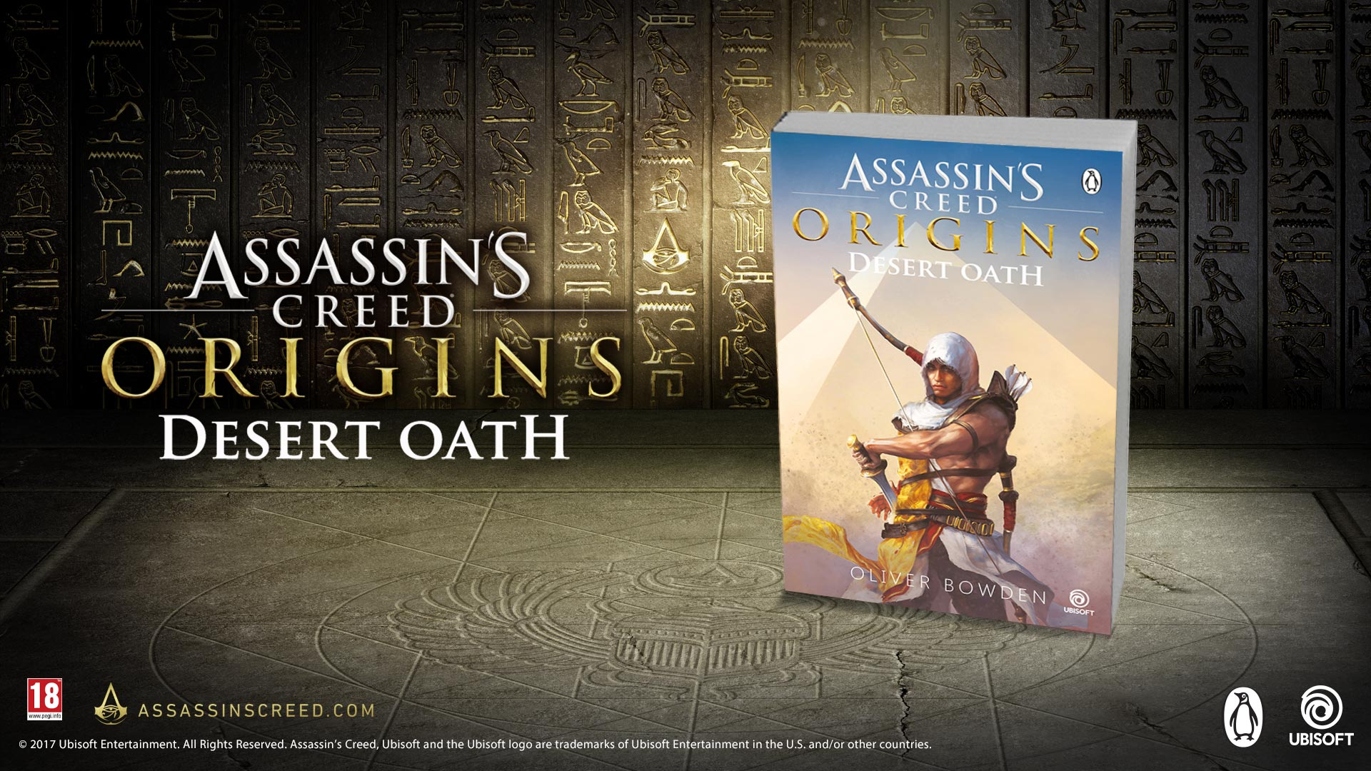 Ubisoft рассекретила детали одополнениях «Assassin's Creed Истоки»