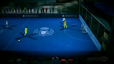 "FIFA Street ""England vs Sweden Gameplay"""