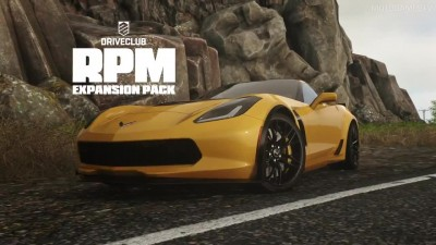 "DriveClub ""Трейлер RPM Expansion Pack"""