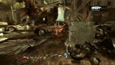 Gears of War Map Pack Walkthrough