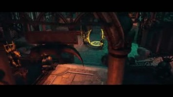 "The Incredible Adventures of Van Helsing ""Трейлер Secret Lair"""