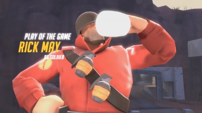 [SFM] TF2 play of the game concept (Soldier)