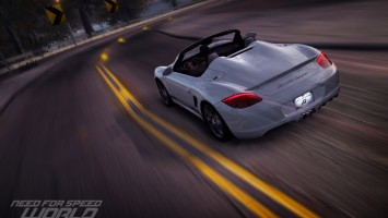 Встречайте Porsche Boxster Spyder!