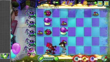 Пасхалки в Plants vs. Zombies 2 It's About Time
