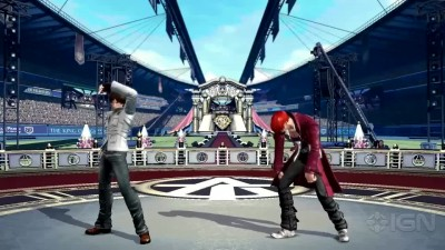 "The King of Fighters 14 ""Трейлер E3"""