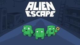 В Steam вышла головоломка Alien Escape где надо сбежать из замка и победить зло!