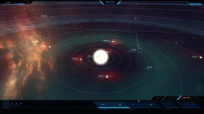 "Star Citizen ""Star Map"""