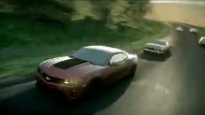"NFS The Run ""Fan-trailer byTIGERblacK"""