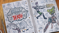 Состоялась премьера Drawn To Death (бесплатно в PS Plus)