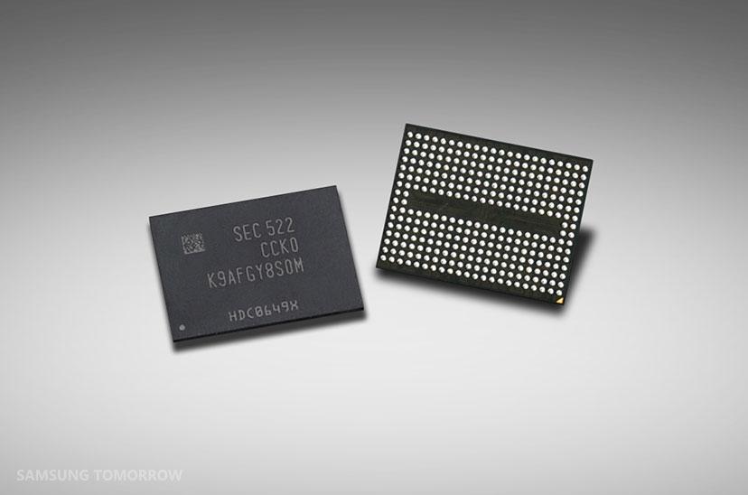 Samsung Electronics увеличит цену флеш-памяти NAND на 10%