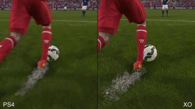 PS4 vs Xbox One графика в FIFA 15