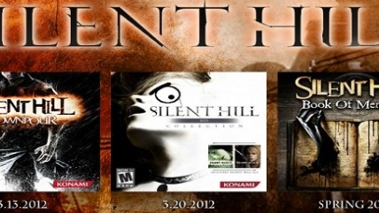 Silent Hill Book of Memories отложена