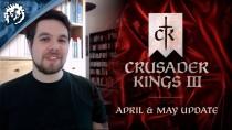 Новое видео Crusader Kings 3: религия, культура, карта, арт и многое другое