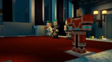 Minecraft: Story Mode Season 2 -Подводный храм(финал)